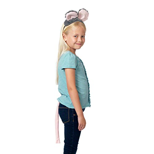 Mouse Ears And Tail Set For Children