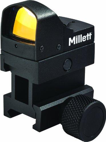 Millett Tactical M-Pulse Reflex Red Dot Sight With Riser Block