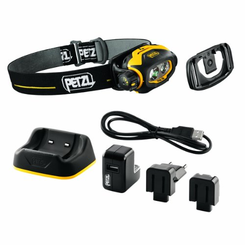 Lampe Frontale Rechargeable Atex Pixa 3r Petzl Course A Pied