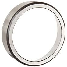 "Timken 633 Tapered Roller Bearing Outer Race Cup, Steel, Inch, 5.125"" Outer Diameter, 1.2500"" Cup Width"