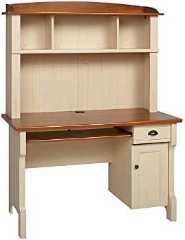 Marvelous Realspace Shore Mini Solutions Computer Desk with Hutch