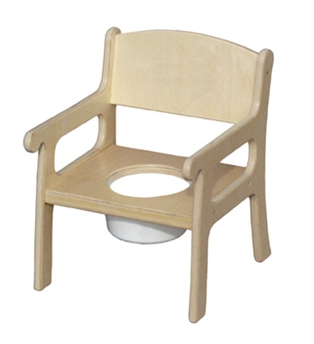 Little Colorado Natural Potty Chair
