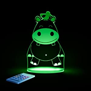 Design Aloka Hipopotamo - Hippo Sleepylight marca ALOKA