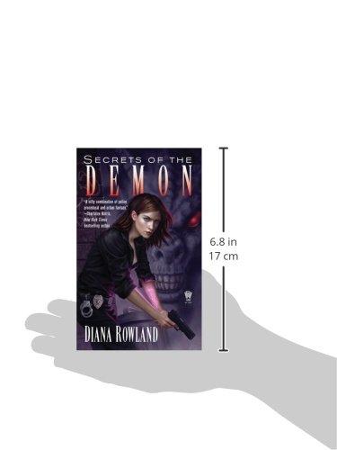 Secrets of the Demon (Kara Gillian)