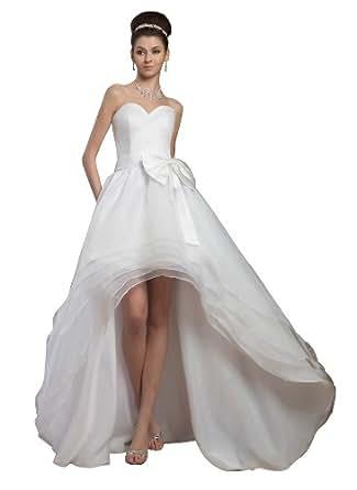 Herafa Wedding Dress Elegant NOw35626 Amazon Fashion
