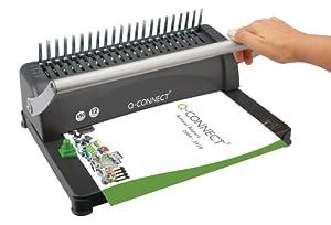 Q Connect Comb Binding Machine 12