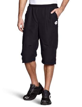 Lotto Sport - Pantalones de pádel para hombre, tamaño XL, color fuerte n / caribe