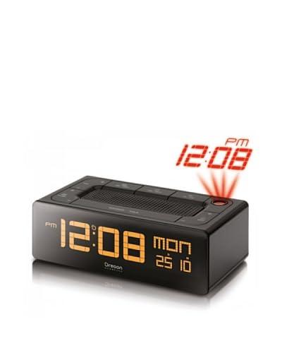 Oregon Scientific Radio Despertador con Voz EC101