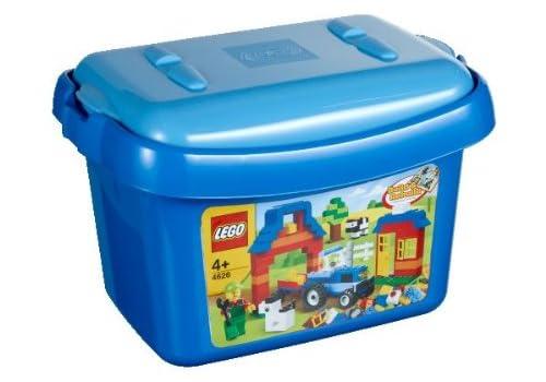 レゴ 基本セット 青いコンテナ 4626