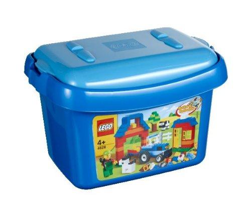 LEGO Classic 4626 - Cubo de ladrillos (4626)