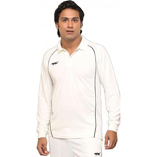 Cricket TK Sports Premium Cricket T Shirt Full Sleeve (Multicolor)