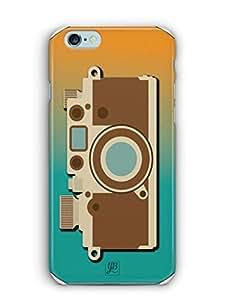 YuBingo Vintage Camera Mobile Case Back Cover for Apple iPhone 6S Plus