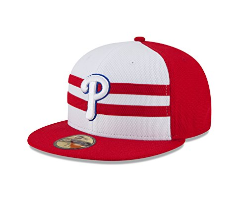 MLB 2015 All Star Game Philadelphia Phillies On Field 59FIFTY Fitted Cap-7 5/8 (2015 All Star Game compare prices)
