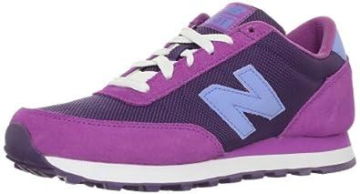 New Balance Women's WL501,Purple,US 10.5 B