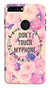 Expertdeal 3D Printed Hard Designer Apple iPhone 7 Plus Mobile Back Cover Case Cover