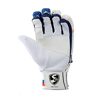 SG Ecolite RH Batting Gloves, Youth