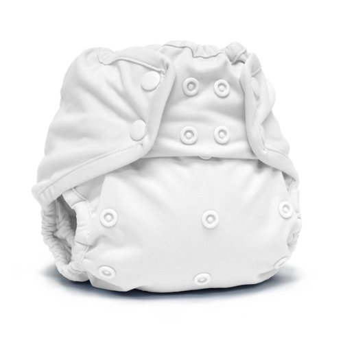 Rumparooz One Size Cloth Diaper Cover Snap, Fluff
