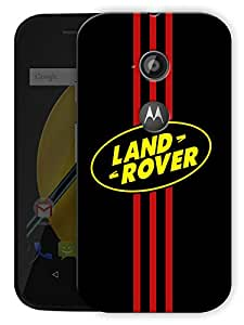 "Super Rover Printed Designer Mobile Back Cover For ""Motorola Moto E2"" By Humor Gang (3D, Matte Finish, Premium Quality, Protective Snap On Slim Hard Phone Case, Multi Color)"