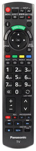 PANASONIC TX-P42S31B Original Remote Control Black Friday & Cyber Monday 2014