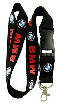 BMW Lanyard Key Chain Holder