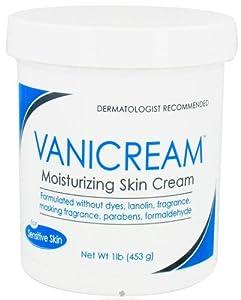 Vanicream Moisturizing Skin Cream, 16 Ounces