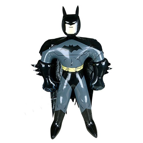 "Batman 24"" Inflatable Doll Party Decor Favor Supply"