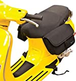 Kwik Tek Scooter Logic Saddlebag, Black