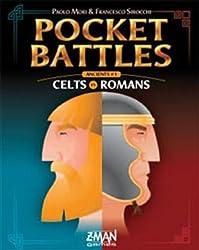 ポケットバトル ケルト vs ローマ
