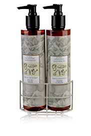 Floral Collection Gardeners' Twin Hand Set 250ml [T20-7101B-S]
