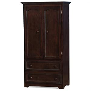 manhattan 2 dr armoire aw bedroom armoires