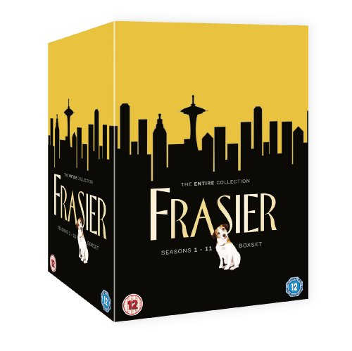 Frasier - Seasons 1 - 11 [DVD]