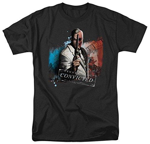 Batman Arkham City Two Face T-Shirt
