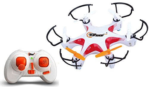 Top Race® Hexacopter Drone UFO 4 Channel 5 inch Quadcopter 2.4GHz 6-