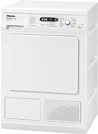 miele 12886118 s 232 che linge condensation blanc fr gros 233 lectrom 233 nager