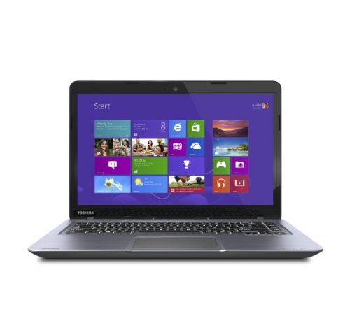 Toshiba Satellite U845t-S4165 14-Inch TouchScreen Laptop (Sky Silver Brushed Aluminum)