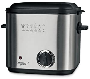 Continental Electric CP43219 Deep Fryer by Continental Electric
