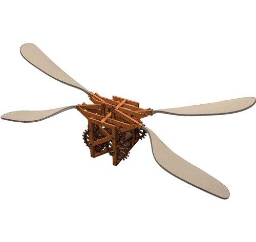 Elenco Da Vinci Mechanical Butterfly