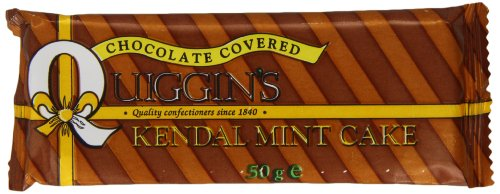 Quiggins Kendal Mint Chocolate Covered Cake (Pack of 24)