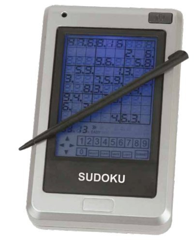 Totes Touch Screen Sudoku Pocket Size - 1