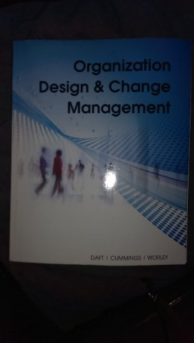 Organization Design & Change Management