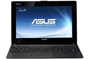 Asus EeePC X101 25,7 cm (10,1 Zoll) Netbook (Intel Atom N435, 1,3GHz, 1GB RAM, 8GB SSD, Intel GMA 3150, Intel MeeGo) schwarz