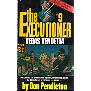 Vegas Vendetta (Executioner Series) D. Pendleton