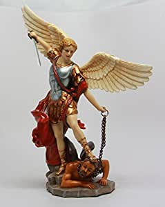 Buy 6 Inch Saint Michael Archangel Orthodox Religious Statue Figurine Online At Low Prices In