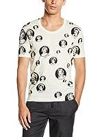 Dolce & Gabbana Camisa Hombre (Crudo)