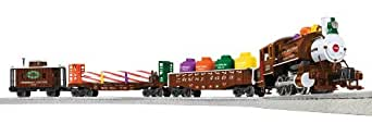 Lionel Gingerbread Junction O-Gauge Train Set
