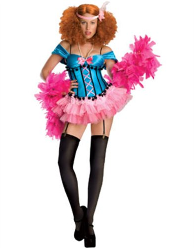 Secret Wishes Women's Sassy Burlesque Doll Costume
