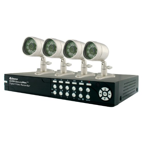 What Is The Price For Swann SW244 4SB DVR9 9 Channel Digital Video