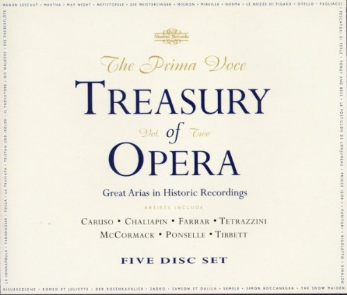 Prima Voce: Treasury of Opera 2 by Prima Voce Treasury of Opera