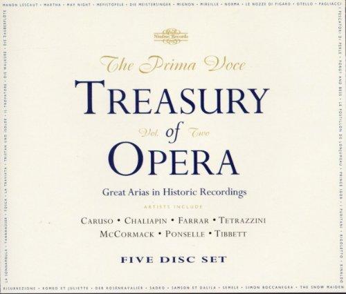 Prima Voce: Treasury Of Opera 2