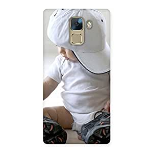 Impressive Hip Hop Cute Boy Back Case Cover for Huawei Honor 7